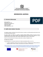 Zemlja Odredista Austrija-Informator