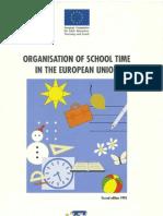 Eurydice Organizacion Escolar