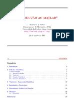 Apostila - Introducao Ao MATLAB