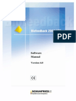 Software biofeedback