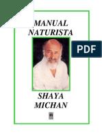 Michan Shaya - Manual Naturista