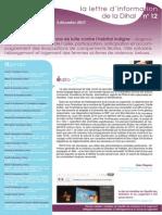 La lettre d'information de la Dihal n°12 - 3 décembre 2013