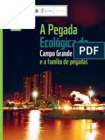 Pegada Ecologica Campo Grande 2012