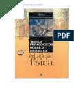CONCEPÇÕES E ESTILOS DE ENSINO DE ED. FÍSICA