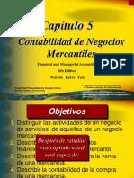 ch05 Español Contabilidad Warren