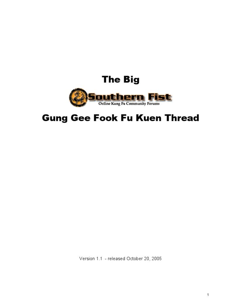 Ggffk southern fist forums complete arm breathing fandeluxe Gallery