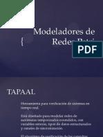 Modeladores de Redes Petri