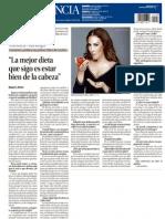 Mónica Naranjo - La Provincia - 02.12.13