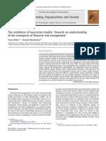 Usefullness of Risk Management 2009 (1)