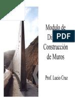 Modulo de Diseño y Construccion de Muros_Clase 01_02