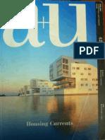 A+U Housing Currents Nr.429
