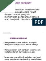 Kuliah 7-Sistem koordinat