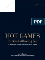 Hot Games for Mind-Blowing Sex - Lainie Speiser