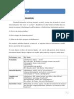 Introduction to Ratio Analysis Final