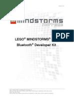 Lego Mindstorms Nxt Bluetooth Developer Kit