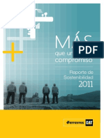 FERREYROS- RS 2011 (Indicadores)