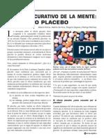 ESCEPTICOS Efecto Placebo