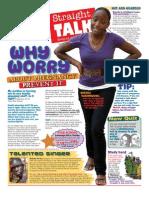 Straight Talk, August 2009