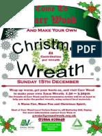 Christmas Wreaths - Carr Wood - 2013