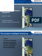 The Location Intelligent Enterprise
