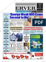 Liberian Daily Observer 11/27/2011
