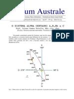 Sistema Alpha Centauri A, B, Bb e C