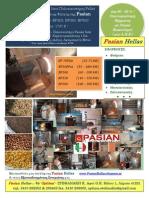 Pasian BP Series Καυστήρες Βιοκαυσίμων
