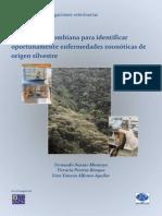 Capacidad colombiana para identificar oportunamente enfermedades zoonóticas de origen silvestre (web)