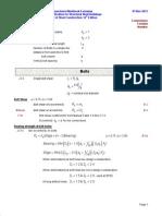 Formulas 2010