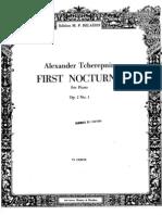 Done Tcherepnin 1st Nocturne Op.2_1