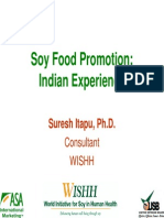 Soy Food Promotion
