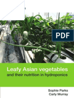 Leafy Asian Vegetables