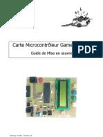 Carte Gamel Trophy Guide de Mise en Oeuvre v3