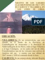 Ppt de Villarrica y Calnuco