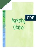 Apresentação Marketing Olfativo na UCS em 18.04.13