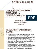 Sistem Produksi Just in Time presentation
