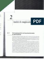 Metodi - Analisi di complessità