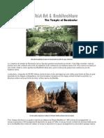 Arta si arhitectura  Budista