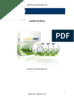 LayBotPro Manual
