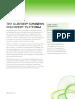 QlikView Business Discovery Platform