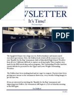 DWC Newsletter Dec 4