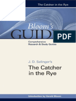 The Catcher in the Rye (Bloom's Guides)