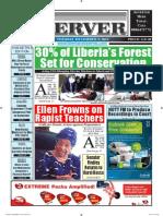 Liberian Daily Observer 12/3/2013