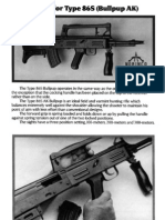 Nor in Co 86 s Bull Pup Assault Rifle