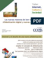 alfabetización digital y nuevas competencias en Internet