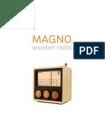 Analisa SWOT Magno Wooden Radio