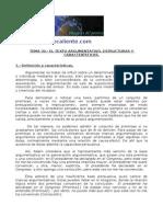 30 - el texto argumentativo-temario de lingüística