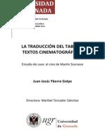 LA TRADUCCIÓN DEL TABÚ EN TEXTOS CINEMATOGRÁFICOS