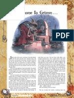 Grimm Intro Story