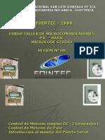 Microcontroladores 8